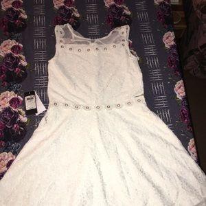 New Beautiful Girls Guess lace dress